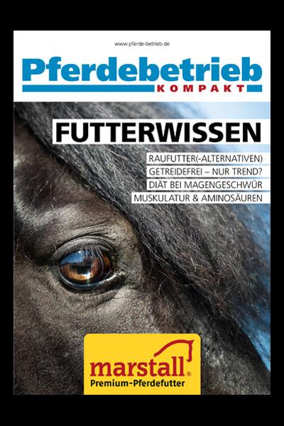 Futterwissen marstall Premium-Pferdefutter