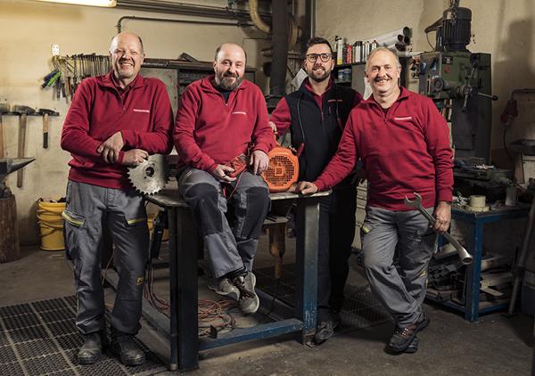 marstall Team Werkstatt