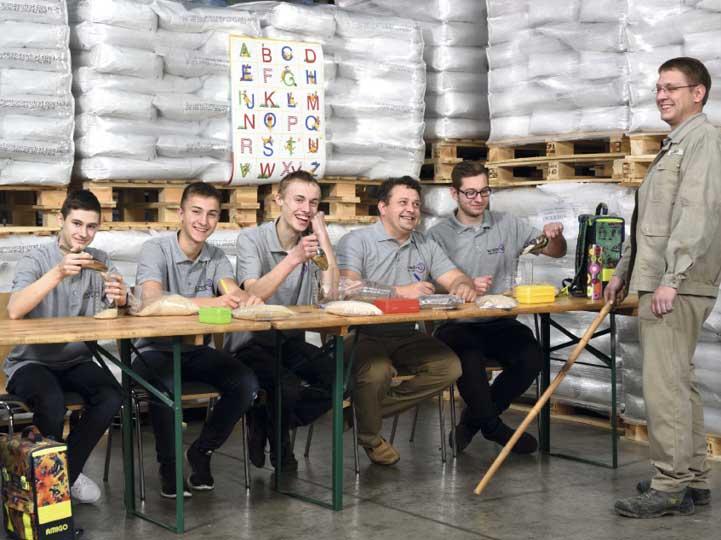 marstall Nord Team Lager