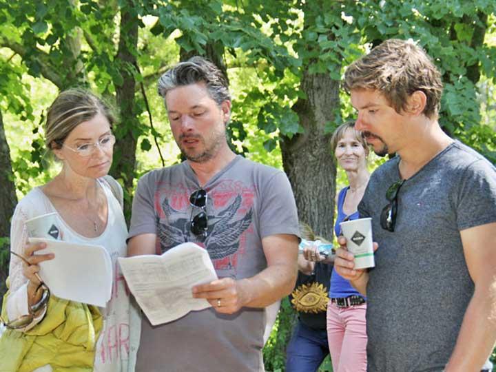 Regisseurin Sharon von Wietersheim
