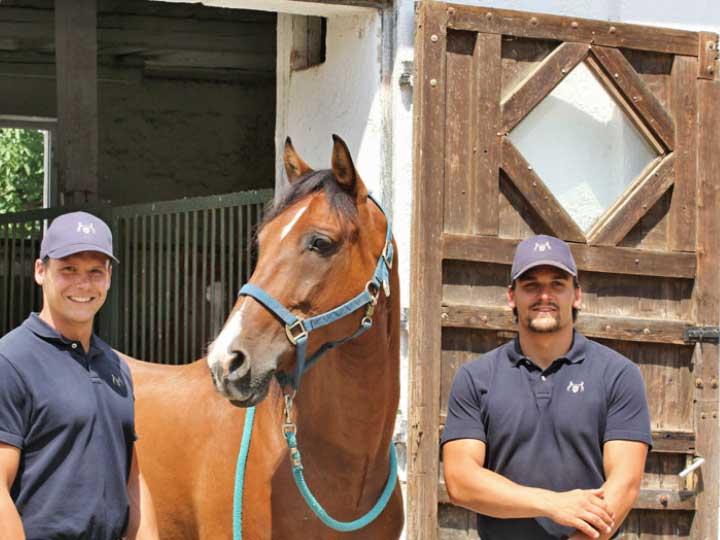 Pferdtrainer von Immenhof