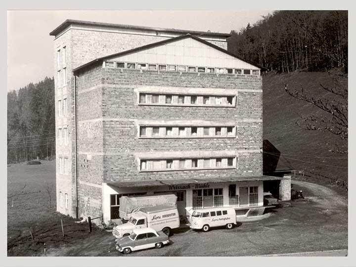 Weissachmühle, marstall Zentrale