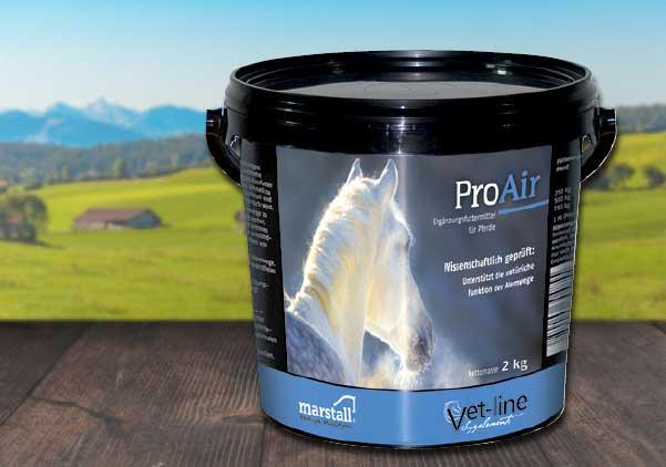 Erfahrungsbericht von dem Produkt-Test marstall ProAir