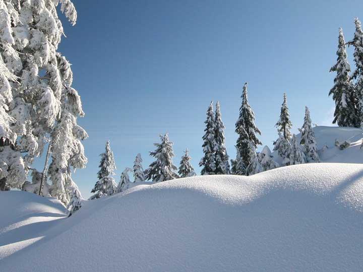 Mehrverbrauch an Energie bei Kälte