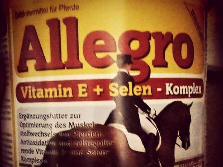 marstall Erfahrungsbericht Vitamin E & Selen
