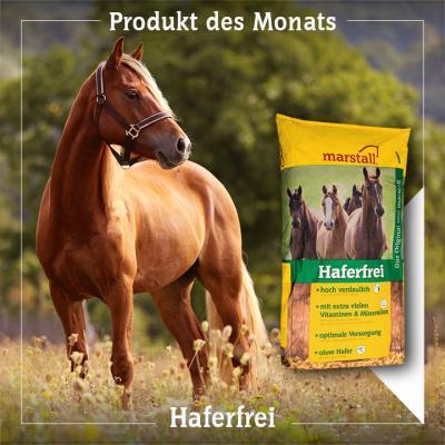 marstall Haferfrei - das Original