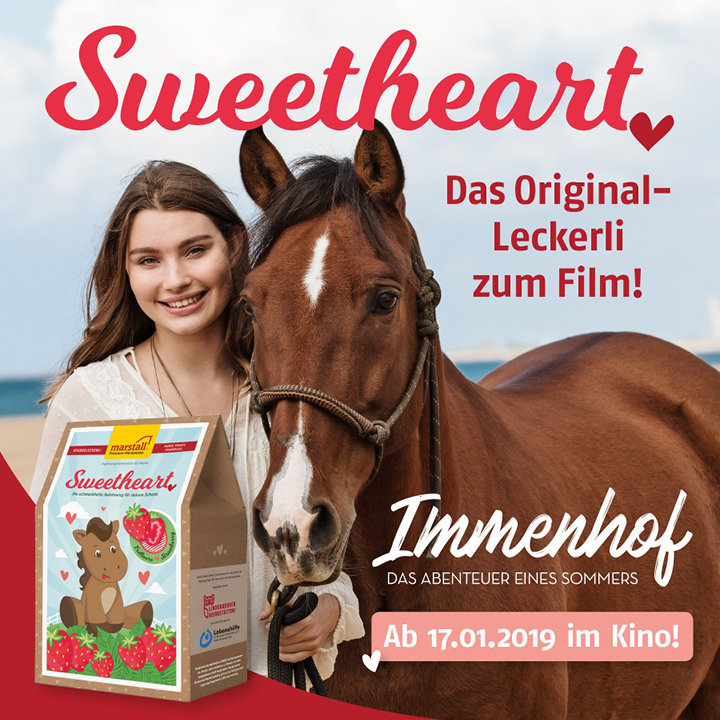 Immenhof-Leckerli Sweetheart