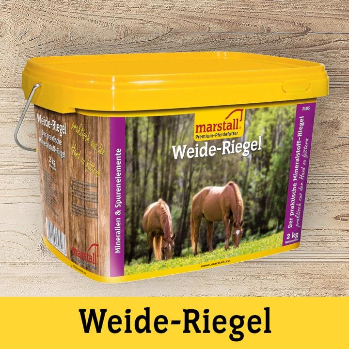 Weide-Riegel
