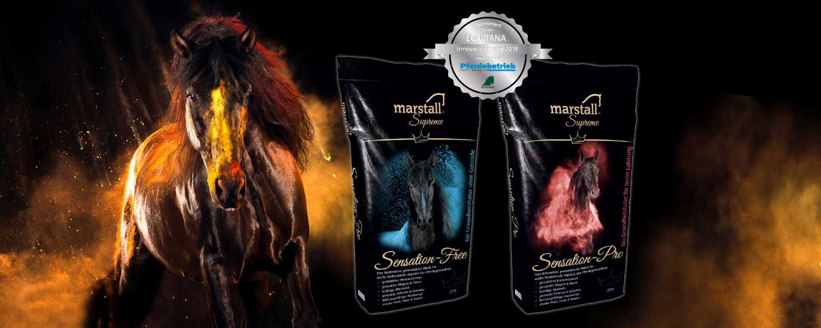 marstall Supreme Sensation-Futter
